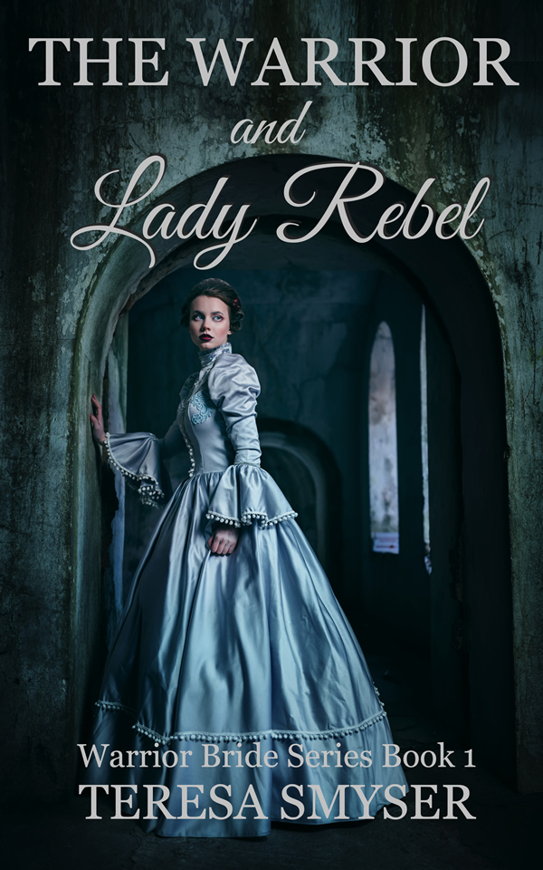 Lady Rebel Cover